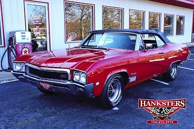 1968 Buick Other Convertible 1968 Buick GS 400