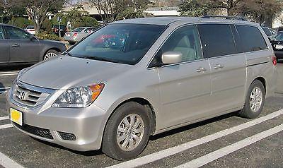 2008 Honda Odyssey EX Mini Passenger Van 4-Door 2008 Honda Odyssey EX 8 SEATER Mini Passenger Van 4-Door 3.5L Power Doors