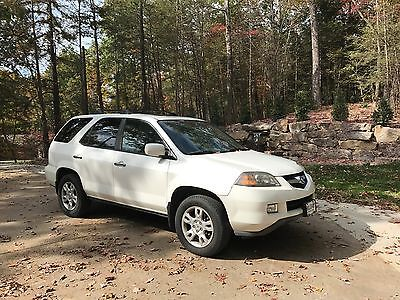 2006 Acura MDX Touring Edition Perfectly Maintained 2006 Acura MDX Touring Edition - 120,600 Miles