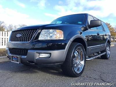2004 Ford Expedition -- 2004 Ford Expedition XLT  149048 Miles Black Clearcoat  5.4L V8 SOHC 16V FI Engi