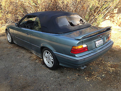 1995 BMW 3-Series  1995 BMW 325i Convertible