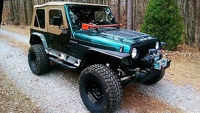 2001 Jeep Wrangler Sport 2001 Jeep Wrangler Sport TJ 78k miles