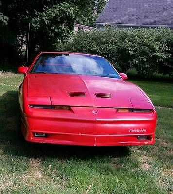 1989 Pontiac Trans Am Firebird Trans Am 1989 Pontiac Trans Am -Firebird