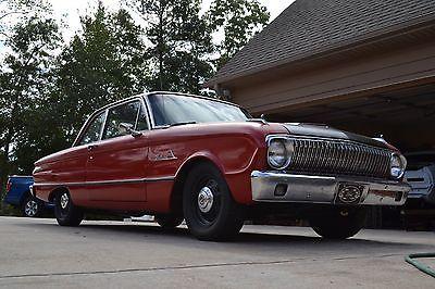 1962 Ford Falcon deluxe 1962 Ford Falcon