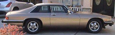 1987 Jaguar XJS Coupe 1987 Jaguar XJS V12 Coupe