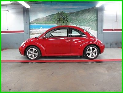 2007 Volkswagen Beetle-New 2.5 Please scroll down and look at all Detailed Pics and Carfax Report