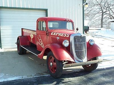 1935 Ford Other Pickups  FORD 1935 TRUCK