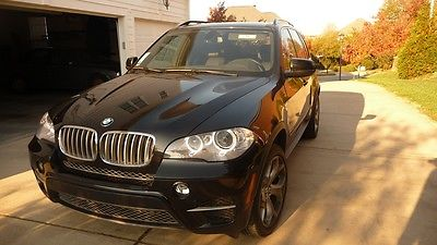 2012 BMW X5 xDrive35d Sport Utility 4-Door ONE-Owner, 70K miles Diesel Sport & Prem Pkgs Prem Sound OEM Hitch All Svc Recs