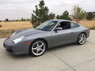 2004 Porsche 911 996 porsche 911