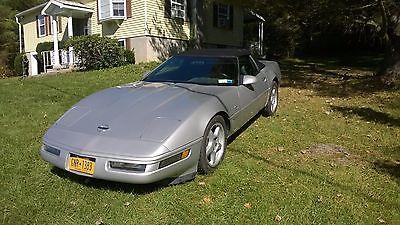 1996 Chevrolet Corvette  1996 corvette collectors edition LT4 convertible