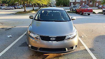 2010 Kia Forte SX 2010 Kia Forte SX