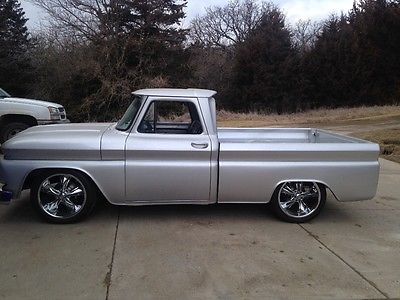 1966 Chevrolet C-10  1966 chevy shortbox c-10