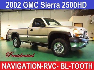 2002 GMC Sierra 2500 HEAVY DUTY 2002 GMC Sierra 2500HD