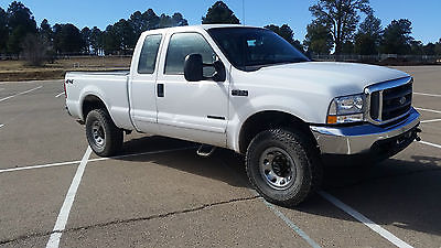 2001 Ford F-250 XLT Extended Cab Pickup 4-Door 2001 Ford F-250 Super Duty XLT Extended Cab Pickup 4-Door 7.3L
