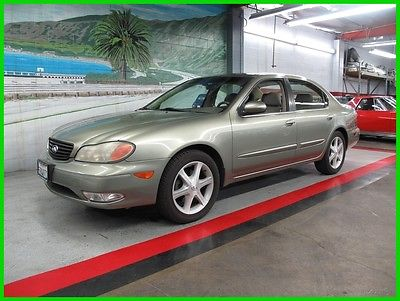 2003 Infiniti I35 Luxury Please scroll down and look at all Detailed Pics and Carfax Report