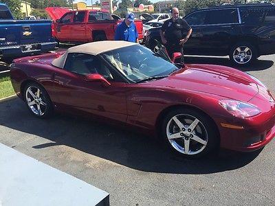 2007 Chevrolet Corvette Conv 3LT 2007 Chevy Corvette Conv.