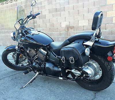 2009 Yamaha V Star  2009 Yamaha Vstar Custom 650 - Excellent Condition