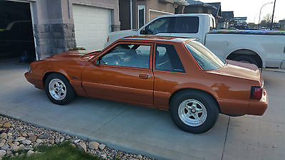 1988 Ford Mustang LX Sedan 2-Door 1988 Ford Mustang LX coupe LSX turbo 800+ HP/ race car/ drag car/ show car