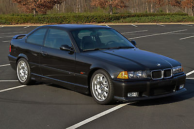 1995 BMW M3 Base Coupe 2-Door 1995 BMW M3 E36 - Supercharged - Near Mint Street Build
