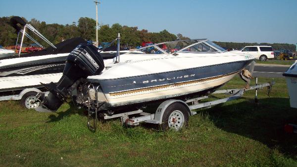 1996 Bayliner 1700 Capri BR