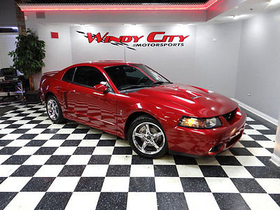 2004 Ford Mustang 2dr Coupe SVT Cobra 2004 Ford Mustang SVT Cobra Terminator Coupe 1 Owner 100% STOCK & Super CLEAN!!!
