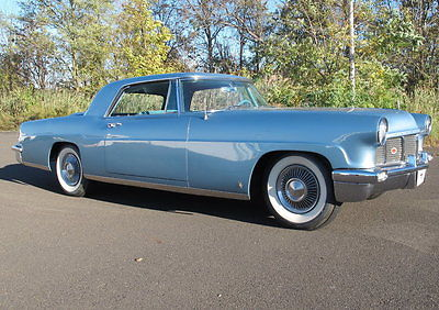 1957 Lincoln Continental  Mark II classic 368 V8 factory air conditioning