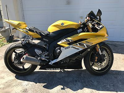 Yamaha Yzf R r6 motorcycles for sale in Florida