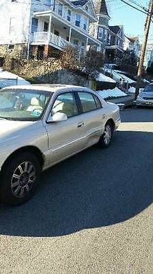 2002 Lincoln Continental  2002 Lincoln Continental