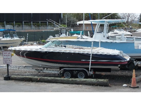2003 CHRIS - CRAFT Corsair 25