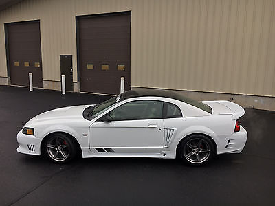 1999 Ford Mustang GT 1999 Ford Mustnag GT Procharged Saleen Kit Supercharged 400+ Horsepower