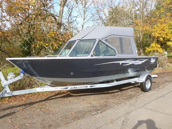 2015 RH Boats 20' GB