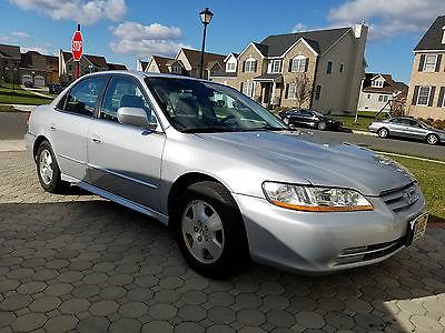 2001 Honda Accord EX Sedan 4-Door 2001 Honda Accord EX Sedan 4-Door 3.0L