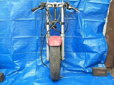 1989 Yamaha Other  1989 Yamaha FZR 1000 conplete front Fork with wheel