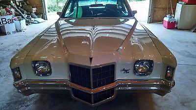 1972 Pontiac Grand Prix Cars for sale