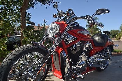 2006 Harley-Davidson VRSC  2006 VRod Screamin' Eagle VRSCSE2  CVO in mint condition *low mileage*