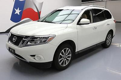 2013 Nissan Pathfinder  2013 NISSAN PATHFINDER SV 7-PASS REARVIEW CAM 57K MILES #602320 Texas Direct