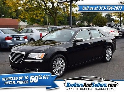 2014 Chrysler 300 Series C AWD 2014 Chrysler 300 WITH ONLY 54,000 Miles!! LOW RESERVE - HUGE SAVINGS!