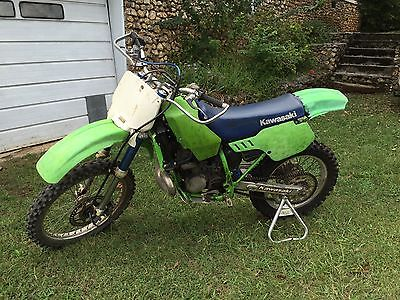1994 Kawasaki KDX  1994 Kawasaki KDX 200 2-stroke KDX200 - delivery *MAYBE* possible