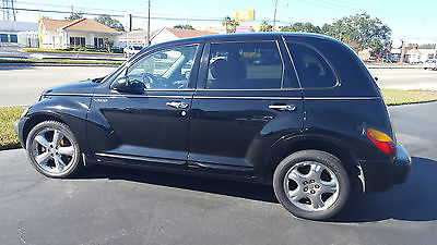 2003 Chrysler PT Cruiser GT Wagon 4-Door  2003 Chrysler PT Cruiser GT Wagon 4-Door 2.4L Turbo 245 HP