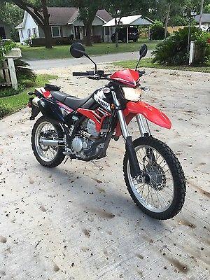 2012 Kawasaki KLX Like New! Only 727 original miles! No scratches, nicks, dents. Electric start!