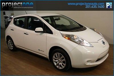 2015 Nissan Other Pickups -- 2015 Nissan LEAF S