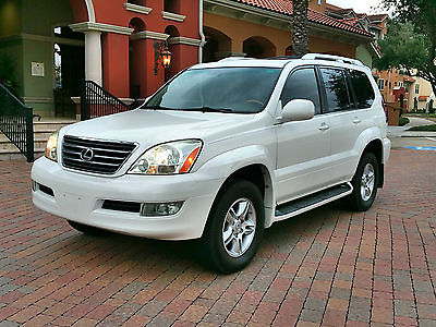lexus gx 470 texas cars for sale. Black Bedroom Furniture Sets. Home Design Ideas