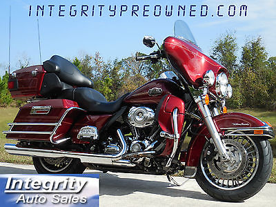 2010 Harley-Davidson Touring  2010 Harley Davidson Ultra Classic Only 19k Miles Immaculate!!!