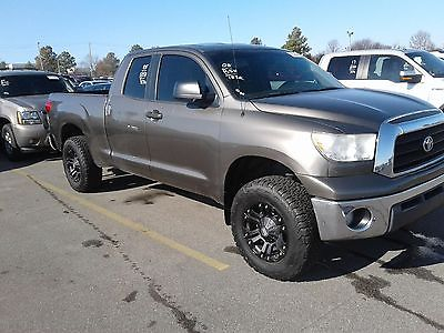 2008 Toyota Tundra 4x4 2008 toyota tundra