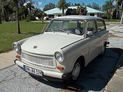 1965 Trabant 601  Trabant 601