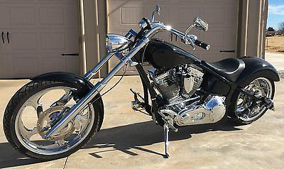 2008 Custom Built Motorcycles Pro Street  2008 Orange County Chopper Pro Street! 188 Miles! Custom Bike!