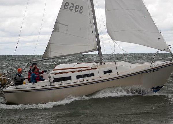 1983 Catalina C25