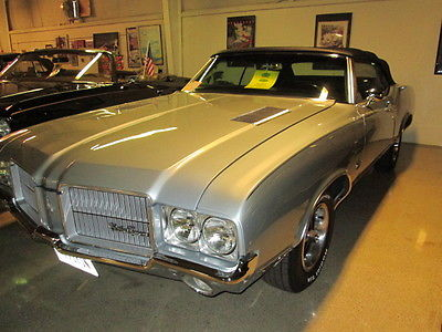 1971 Oldsmobile Cutlass Convertible 1971 oldsmobile cutlass