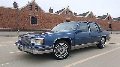 Cadillac Fleetwood D Elegance Cars For Sale