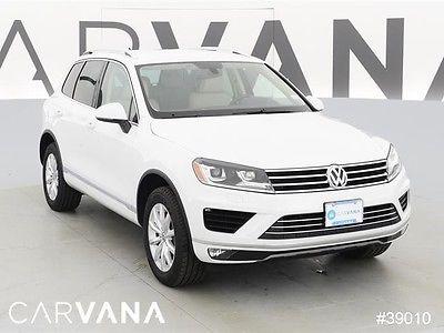 2015 Volkswagen Touareg  2015 Automatic AWD Premium